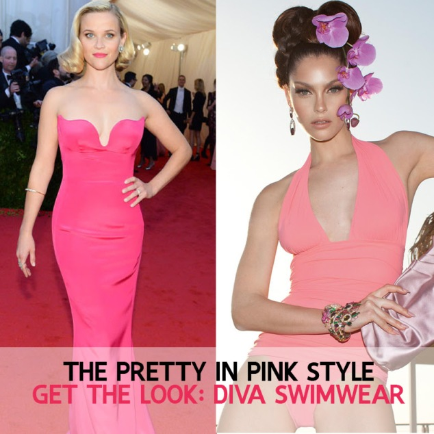 Shop the Pretty in Pink Diva look!