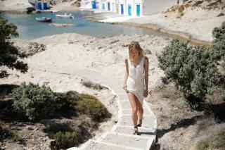 Tori Praver Ceramic Odele Dress | http://bit.ly/2kbTsx7